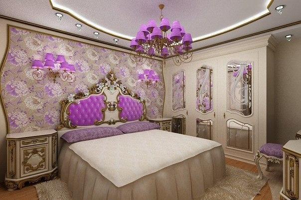 Секреты идеальной спальни