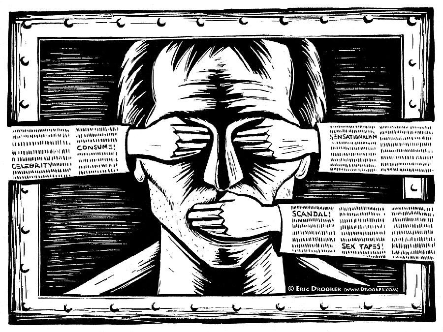 5 идиотских способов, которыми люди пытаются цензурировать сексуальность