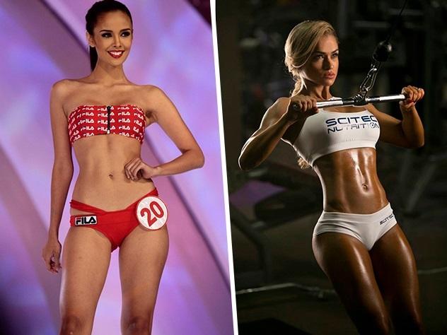 Мисс Мира против Мисс бикини: кто привлекательнее?