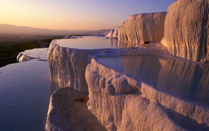 Самые красивые каскадные водопады