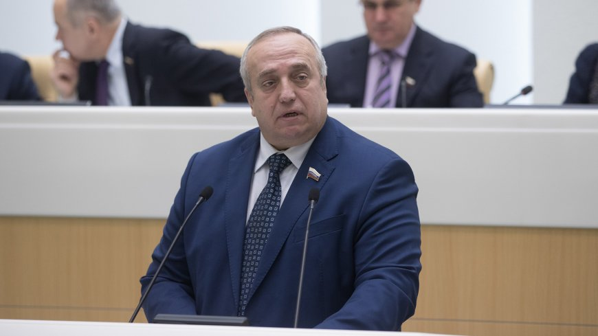 Клинцевич: Украина и Запад д…