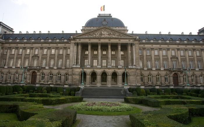 Королевский дворец, Брюссель, Бельгия