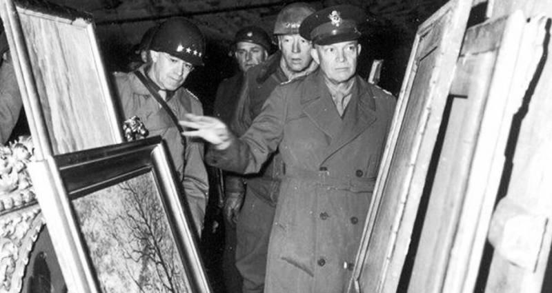 Солдаты Рузвельта и Черчилля и «операция Грабеж»