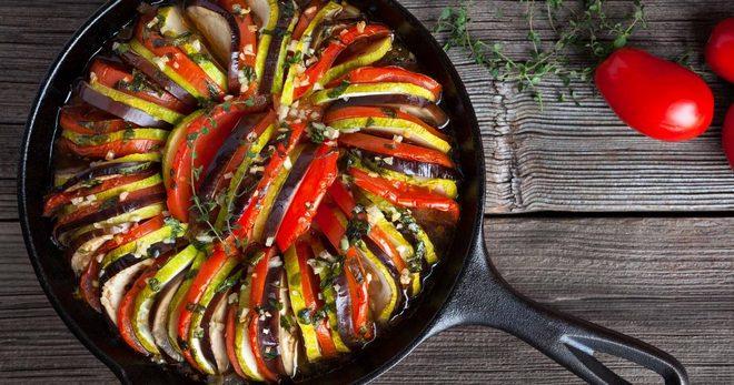 Рататуй – рецепты приготовления классического блюда, салата, супа и соуса рататуй