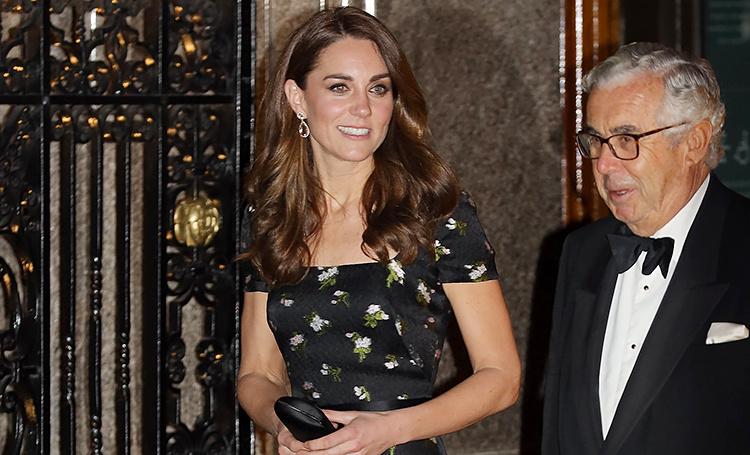 Кейт Миддлтон, Дэвид и Виктория Бекхэм, Кейт Мосс и другие гости гала-вечера Национальной портретной галереи