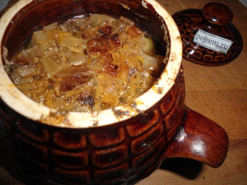 Диетические блюда в горшочках