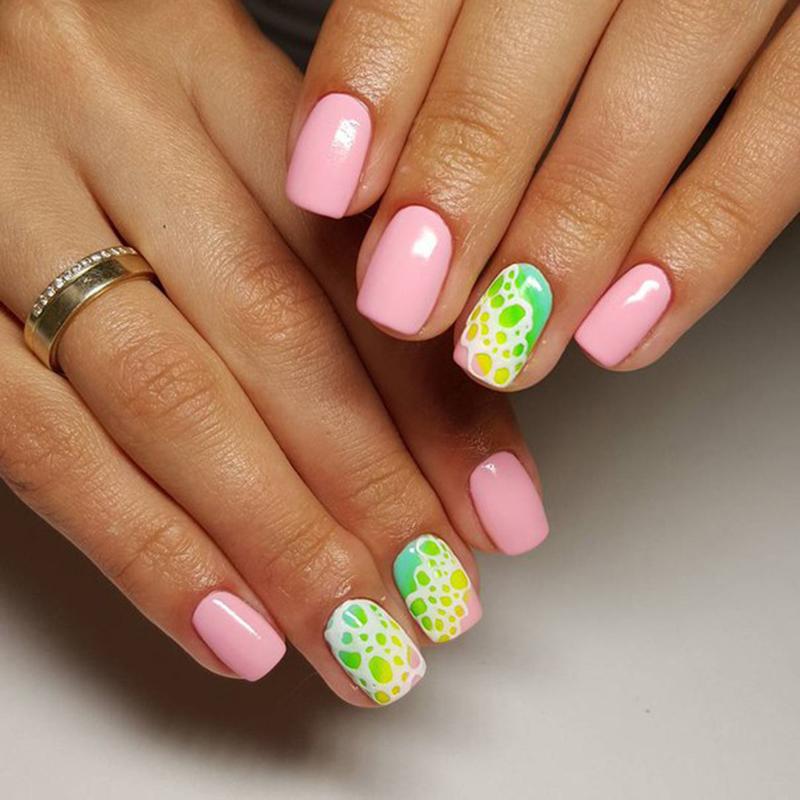Фото ногти дизайн 2017 весна