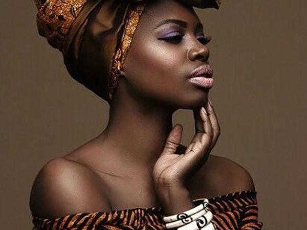 Саванна-мама: создаем образ в африканском стиле