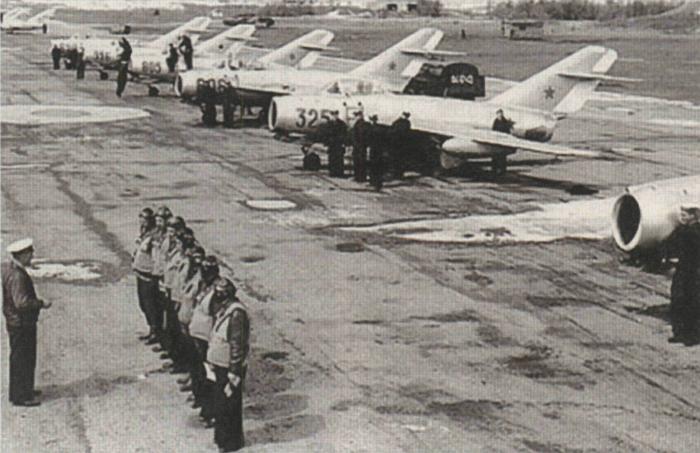 Как русские летчики крушили американские самолеты на Корейской войне