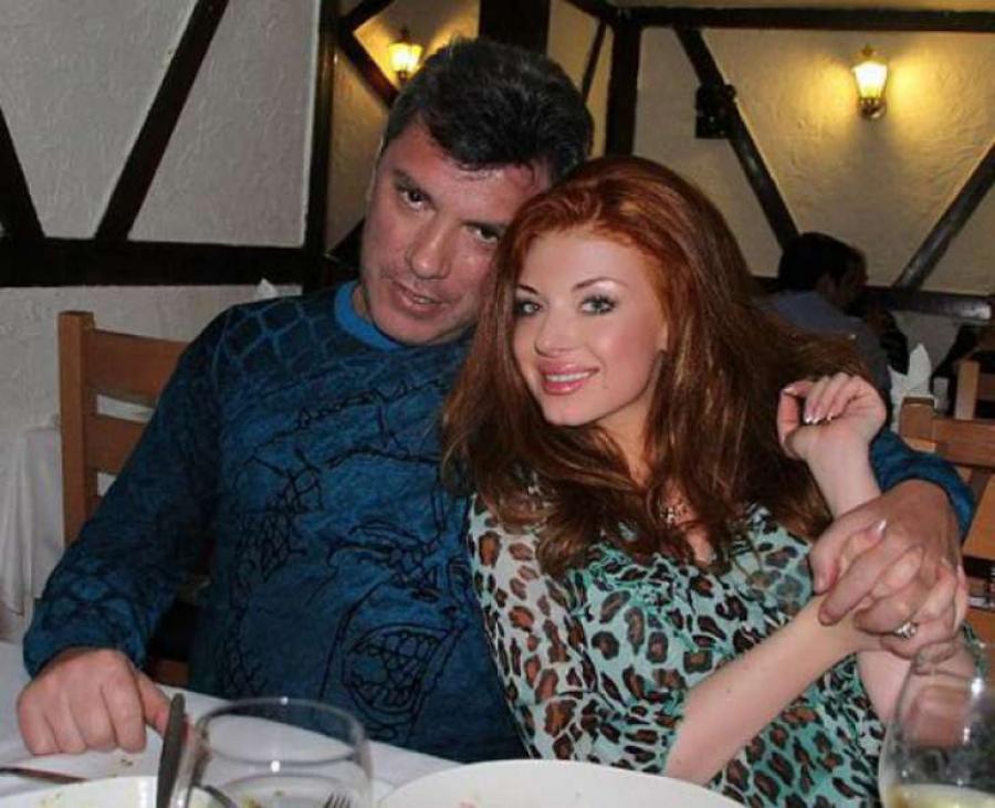 Шерше ля фам:Следствие считает, что Немцова убили из-за бабы