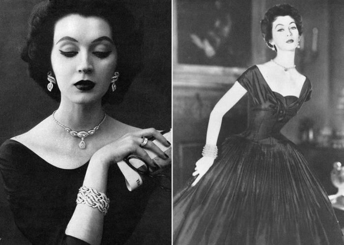 Самая тонкая талия 1950-х: как, несмотря на упреки в глупости и наивности, Довима стала супермоделью