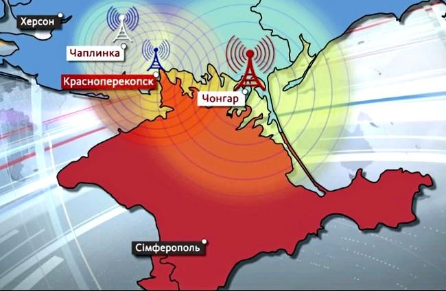 Украинский 150-метровый инструмент для взятия Крыма: что пошло не так