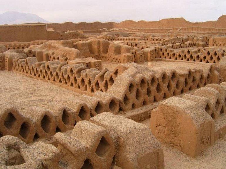 Чан-Чан. Самый большой в мире глиняный город