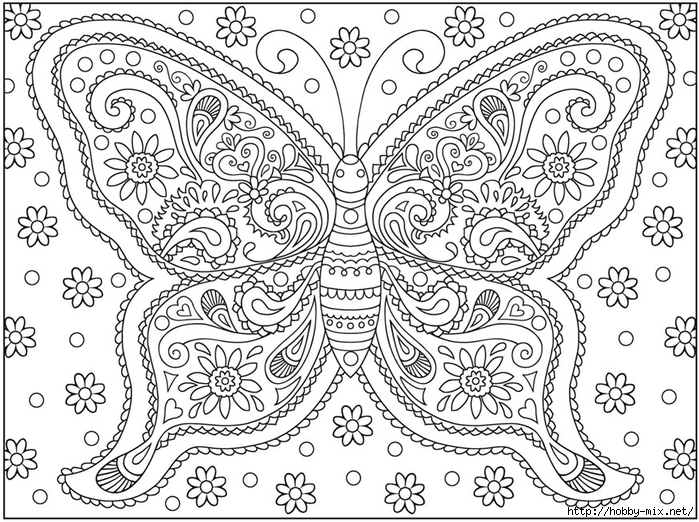 Для успокоения нервной системы рисунки