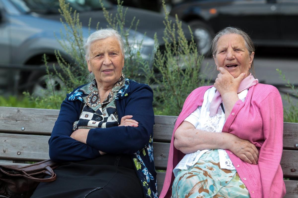 Ученые выяснили, что позволяет женщинам жить дольше