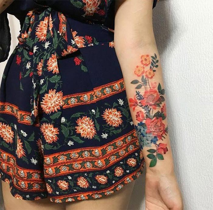 Оправданные татуировки