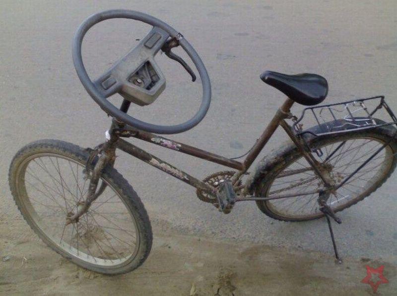 Как сделать выше руль на горном велосипеде - Корпоративный портал