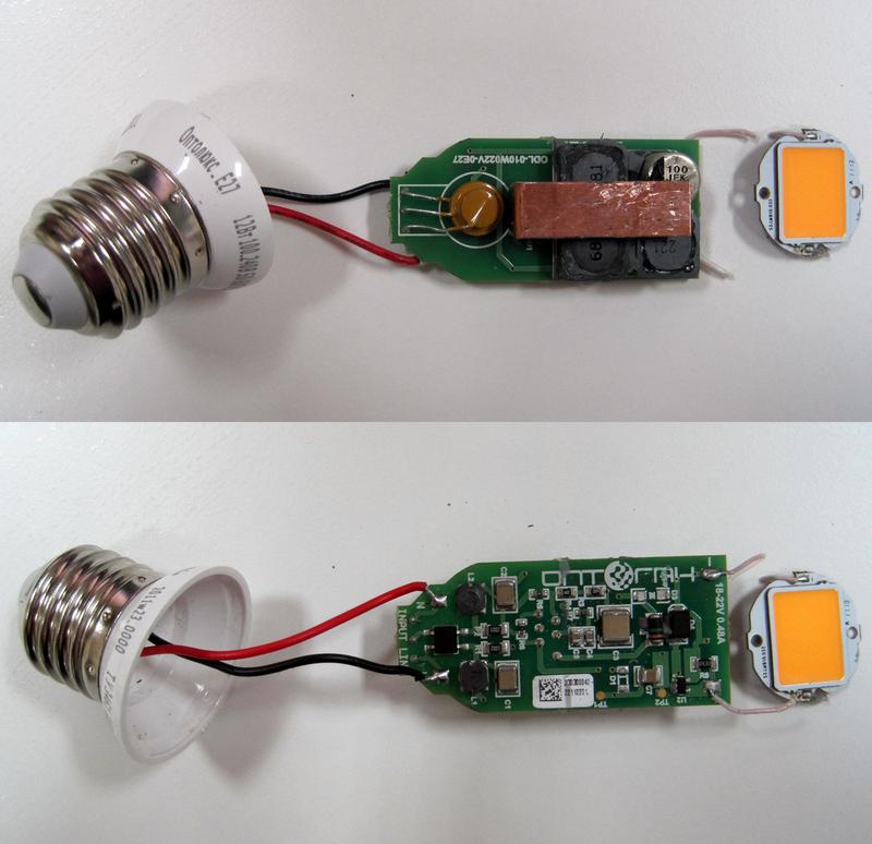 Драйвер управления светодиодами своими руками5