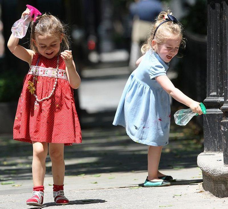 """""""Эй, сестренка, делай как я!"""" дети, счастье"""