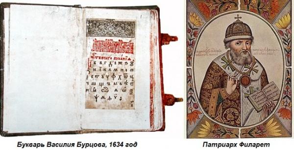 Этот день вистории: 1634 год— вМоскве издан первый русский букварь