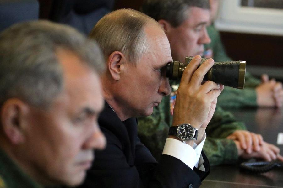 Глупые надежды на распад России. Совсем глупые