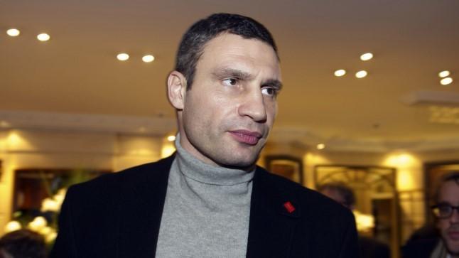 Виталий Кличко прочувствовал на себе всю ненависть немецкой общественности