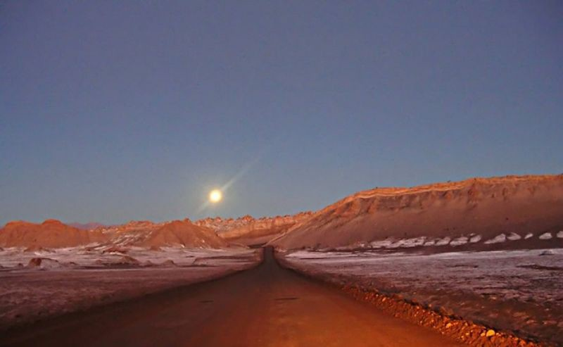 Пустыня Атакама, Чили природа, пустыня