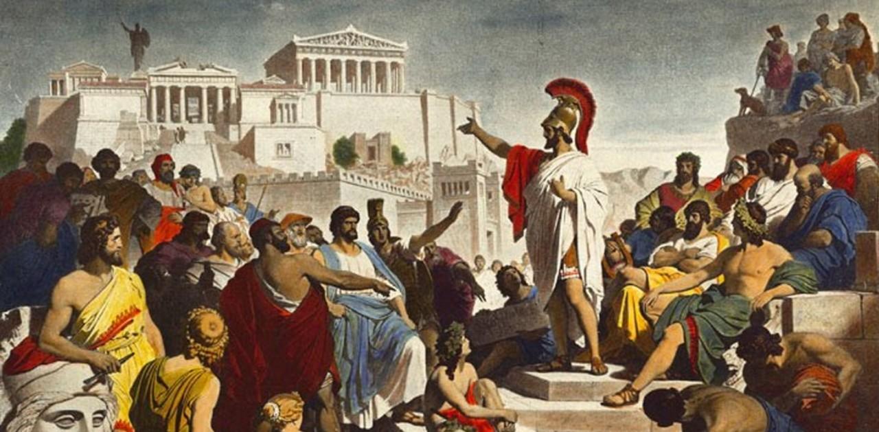 Отец истории Фукидид