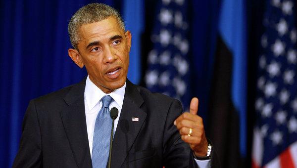 МИД РФ поиронизировал над познаниями Обамы в истории и географии