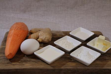 состав морковного мусса