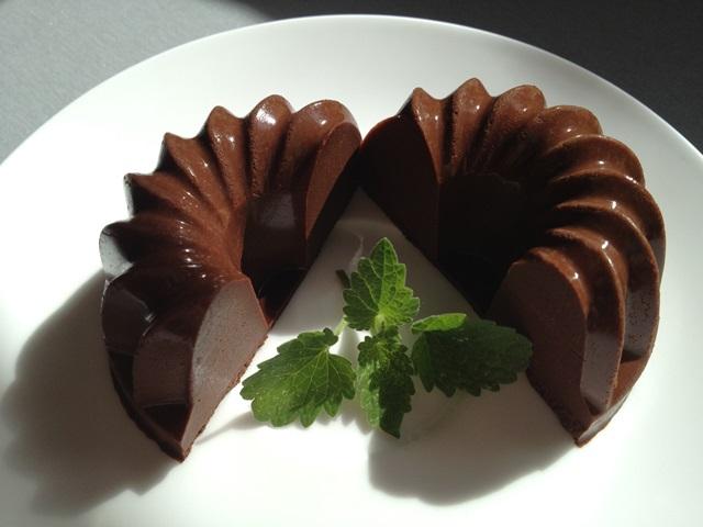 Десертный вихрь. Бланманже (2)