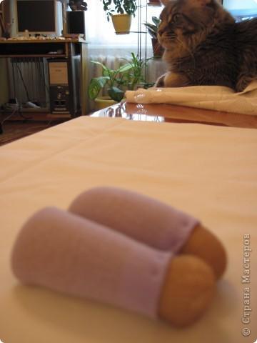 Мастер-класс,  Шитьё, : Радужные пупсы Капрон, Тесьма . Фото 42
