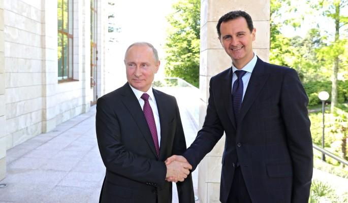 Асад пренебрег дружбой с Пут…
