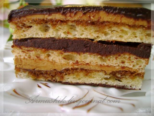 Торт «Опера»: сказать, что вкусно — это ничего  не сказать!