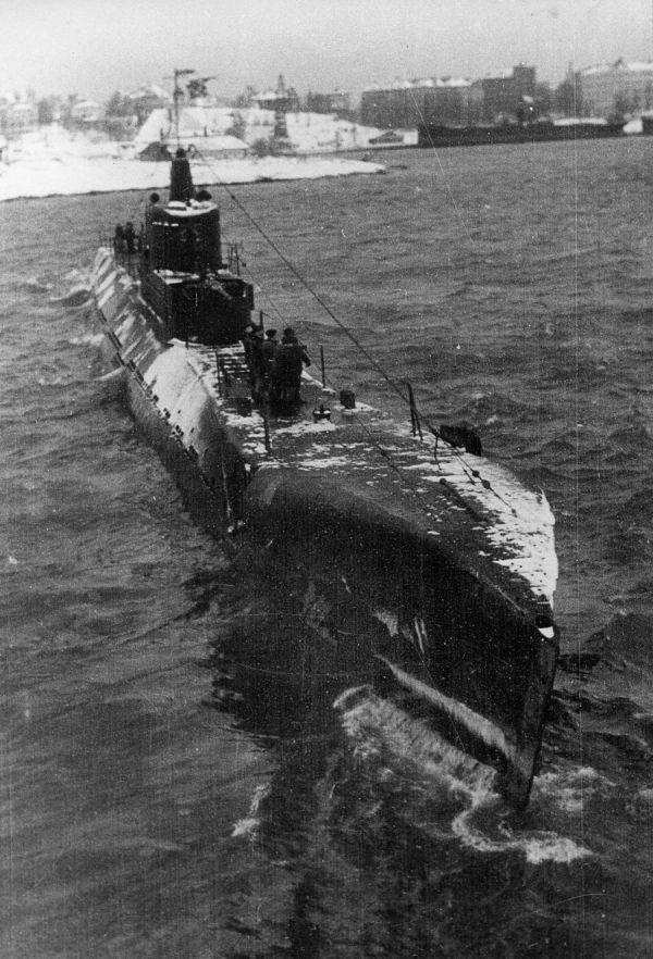 потери советских подводных лодок в вов
