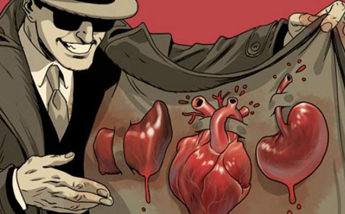 Продай почку, купи новый iPad!: ужаснающие факты о трансплантации органов