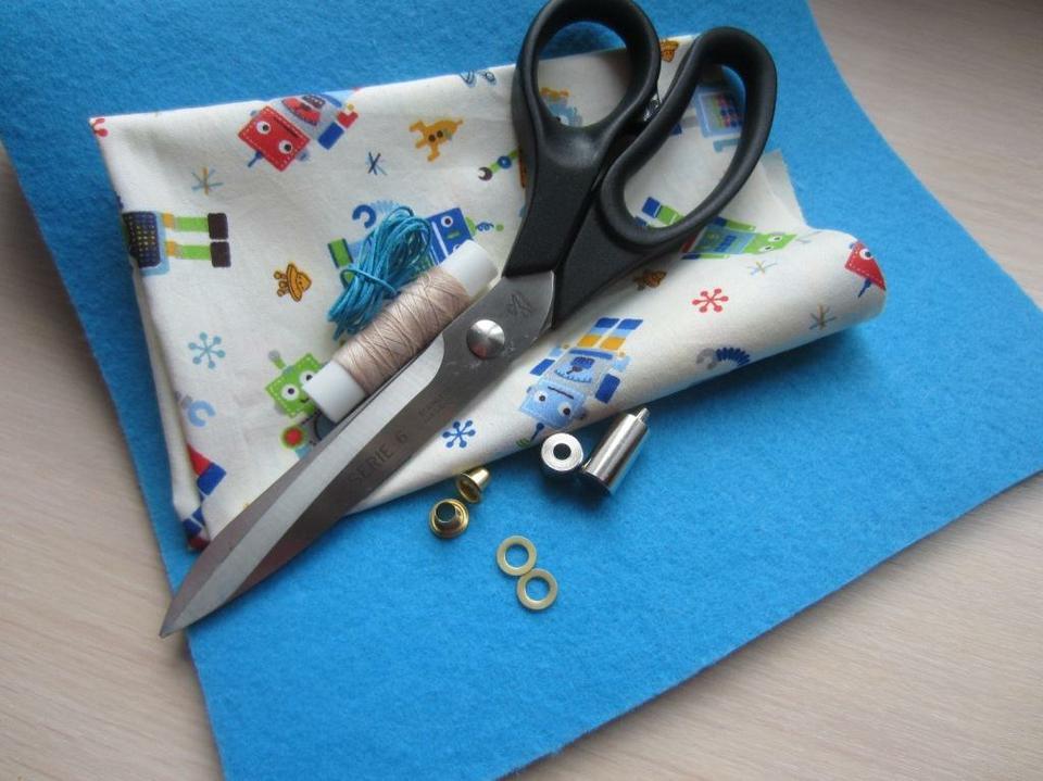 Материалы для шитья