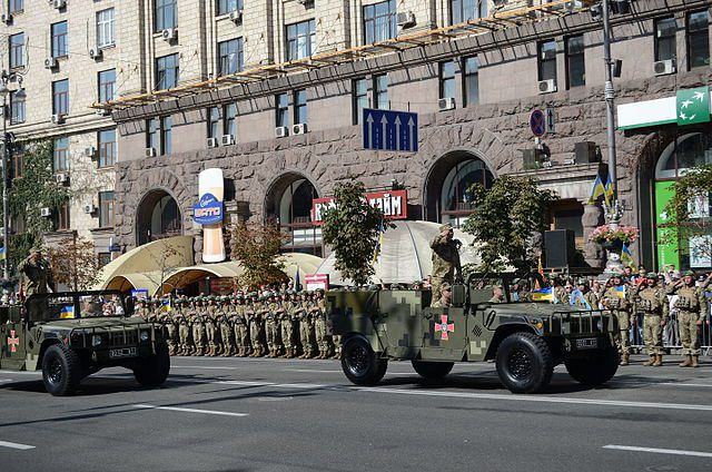 Минобороны Украины заявило о принятии на вооружение 16 образцов оружия