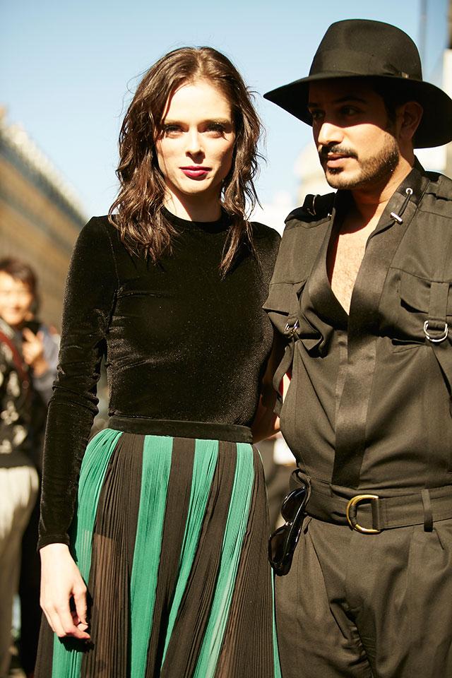 Октябрьская Неделя моды в Париже