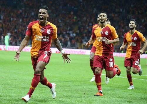 «Галатасарай» (Турция)  разгромил«Локомотив» (Россия)  со счётом 3:0