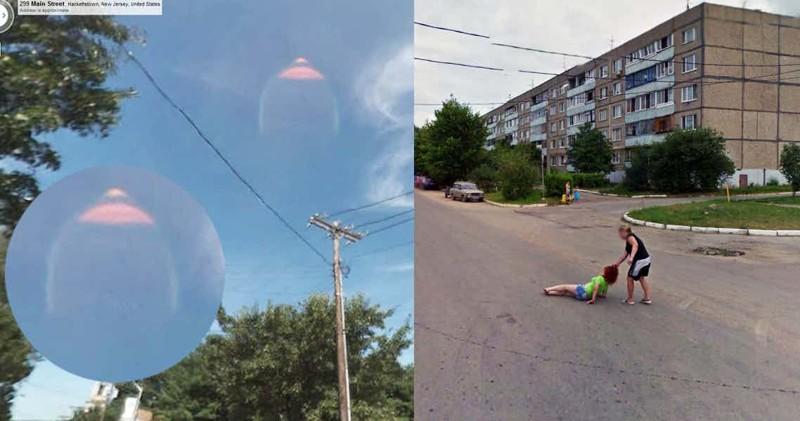 15 самых шокирующих снимков с Google Earth