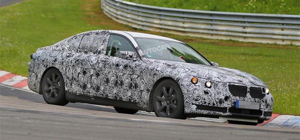 Фотографии интерьера нового BMW 7-Series появились в сети