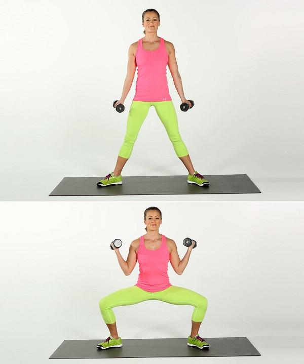 10 лучших упражнений для подтяжки бедер и ягодиц