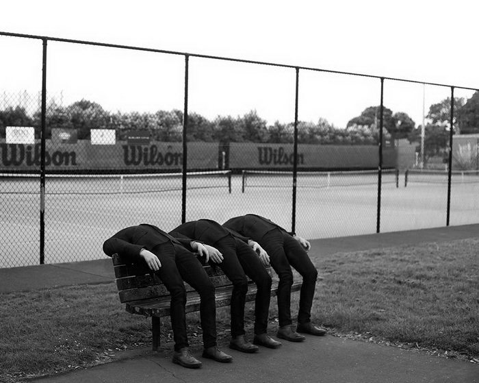 Сюрреалистические фотографии Ben Zank
