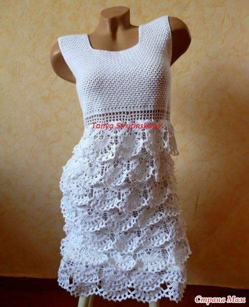 *Подборка красивейших летних платьиц, сарафанов и топиков для милых девушек. Спешите создать для себя красоту!!!