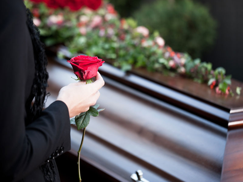 Последние тенденции похоронной моды