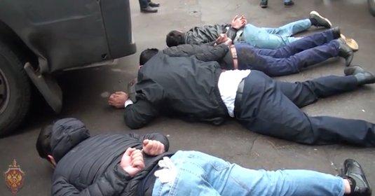 В Москве арестована группа ИГИЛ готовившая теракт