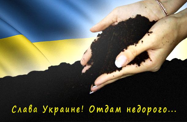 Александр Роджерс: Распродажа земли Украина