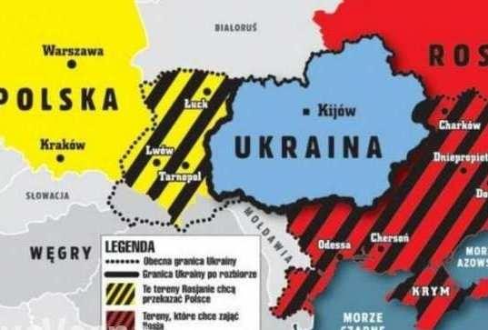 Взгляд с Польши: «Украины не станет через 10 лет»