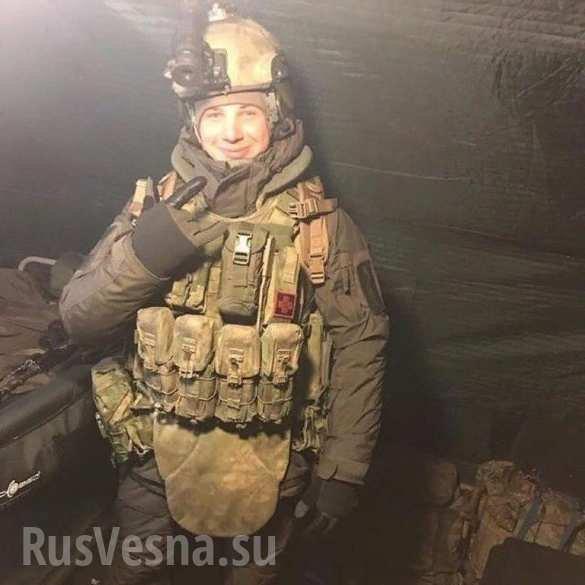 В Сирии в бою с боевиками геройски погиб боец спецназа ССО России (ФОТО)